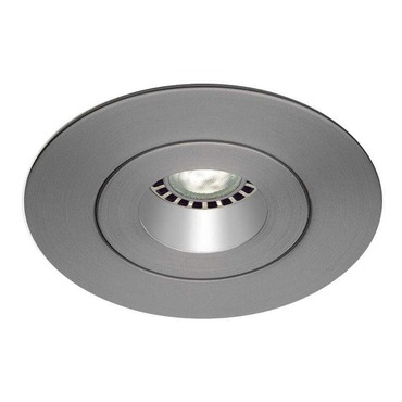 T3650 3.5 Inch Round Regressed Pinhole Trim by Contrast Lighting | T3650-04BR