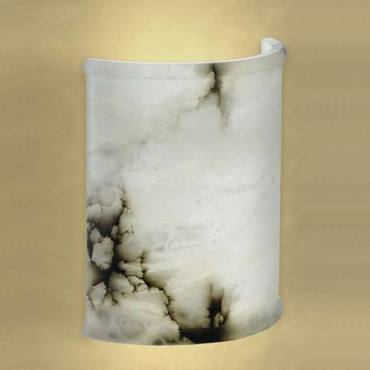 Bullnose Wall Sconce by Basic Source | FM-A51020-102-CFE