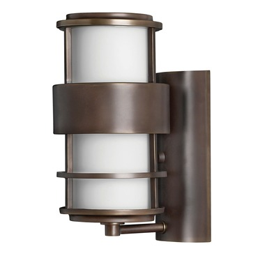 Saturn Exterior Wall Sconce