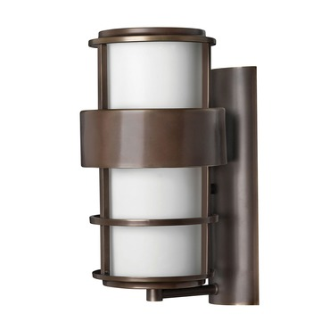 Saturn Outdoor Wall Light by Hinkley Lighting | 1904MT