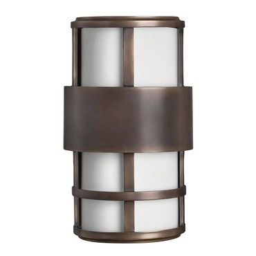Saturn Exterior Wall Sconce by Hinkley Lighting | 1908mt