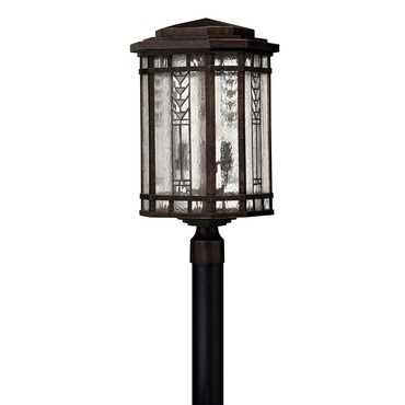 Tahoe Post Light by Hinkley Lighting | 2241RB