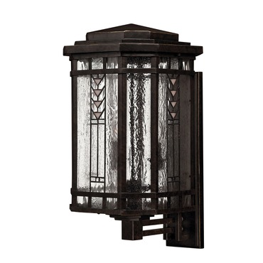 Tahoe Exterior Wall Sconce by Hinkley Lighting | 2244RB