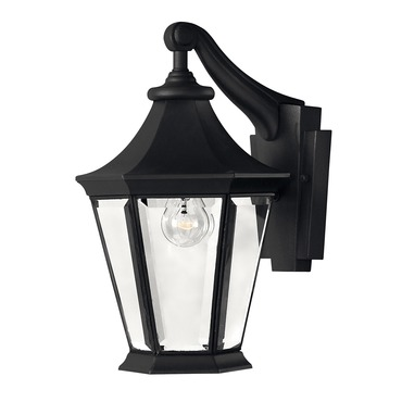 Senator 14 Inch Exterior Wall Sconce by Hinkley Lighting | 2500bk