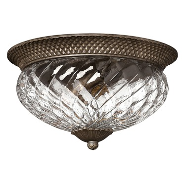 Plantation Ceiling Flush Mount
