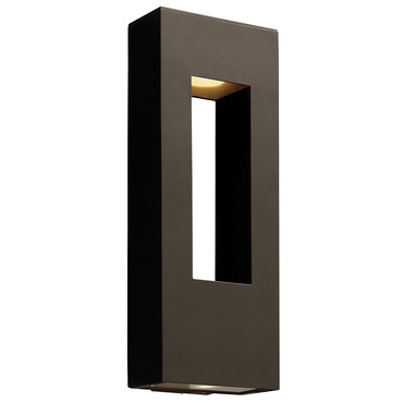 Atlantis 1648/1649 Outdoor Wall Sconce by Hinkley Lighting | 1649BZ