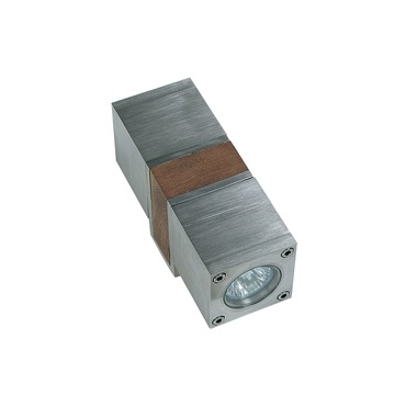 Q-Bic Up Down Outdoor Wall Sconce