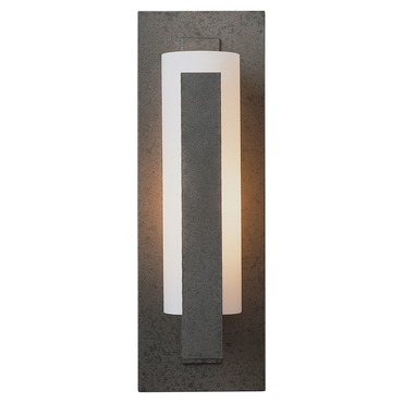 Vertical Bar Wall Light by Hubbardton Forge | 217185-20-G65