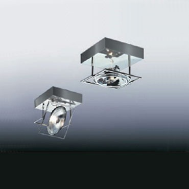Frame Square Ceiling Mount