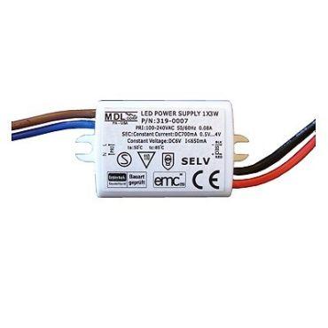 319-0007 700mA 3W LED Driver