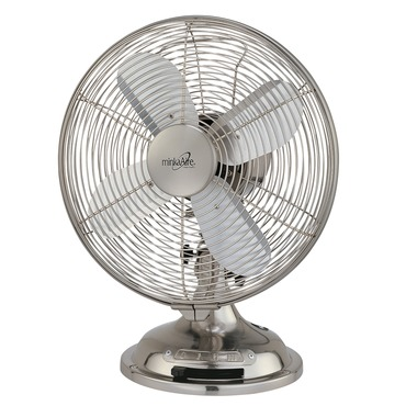 Table Top Fan by Minka Aire | F300-BN