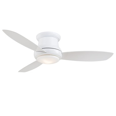 Concept II Ceiling Fan with Light