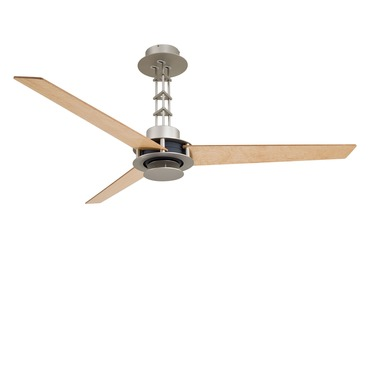 San Francisco Classic Edition Ceiling Fan by Minka Aire | f528-l-bs/ch