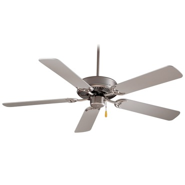 Contractor Ceiling Fan by Minka Aire | F547-BS