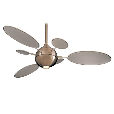 Cirque Ceiling Fan by Minka Aire | f596-bn