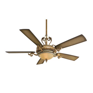 Napoli Ceiling Fan by Minka Aire | F705-TSP