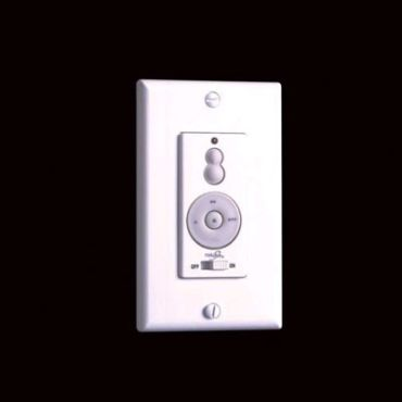 WC210 Wall Mounted 3 Speed Fan Control