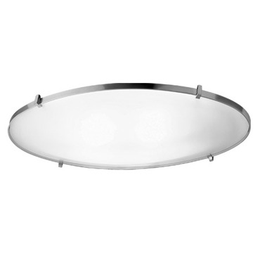 T-2121 Oval Ceiling Flush Mount