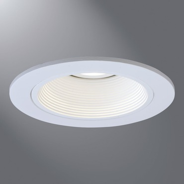 1493 4 Inch Baffle Downlight Trim by Halo | 1493w