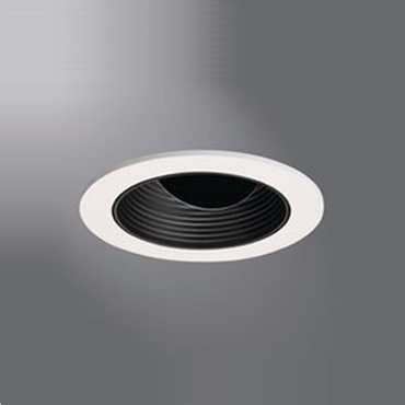 E3AA 3 Inch Open Cut Angle Reflector Baffle by Iris | E-3AABB2