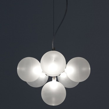 contemporary lighting pendants. Cluster 6 Light Pendant Contemporary Lighting Pendants Y