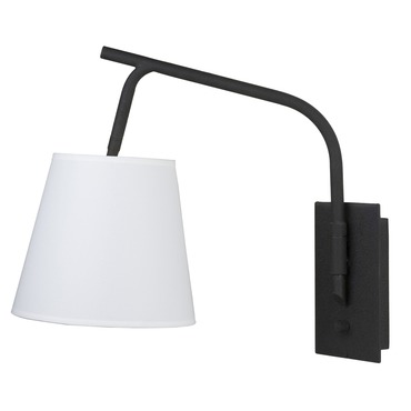 Walker Swing Arm Wall Light