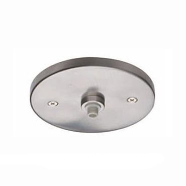 4 Inch Round Flush Monopoint Canopy