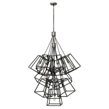 Fulton Multi Light Pendant