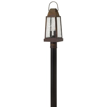 Sedgwick Outdoor Post Mount