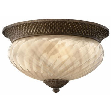 Plantation Outdoor LED Ceiling Light Fixture