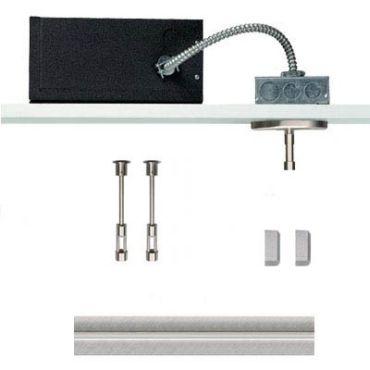 Rail Kit - 300W Magnetic Remote Transformer  by Tiella   800rlpkr300s