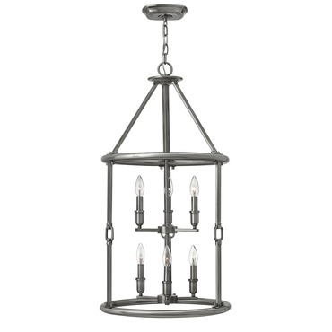 Dakota Cage Chandelier