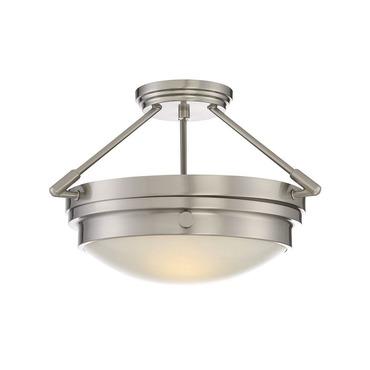 Lucerne Ceiling Semi Flush Light