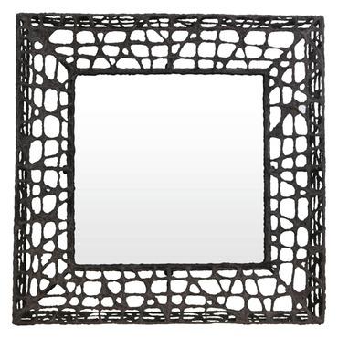 C-U C-Me Square Mirror