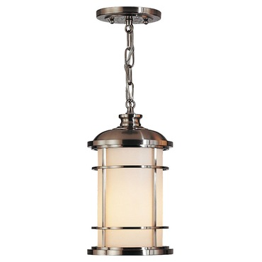 Lighthouse Outdoor Duo-Mount Pendant by Feiss | OL2209BS