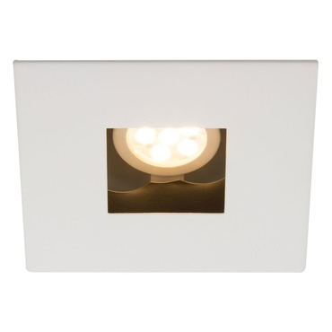 R4-520 4 Inch Square Adjustable Recessed Trim