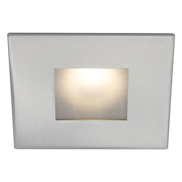 R4-549 4 Inch Square Lensed Shower Trim