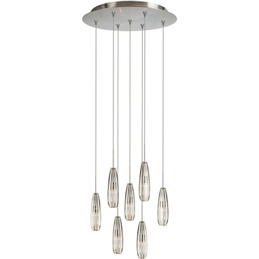 Alicia Multi Light Chandelier