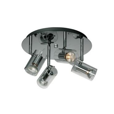 Flash 4 Light Ceiling Mount
