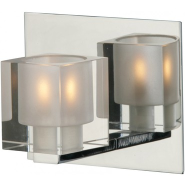 Blocs Bathroom Vanity Light by Et2 | e22031-18