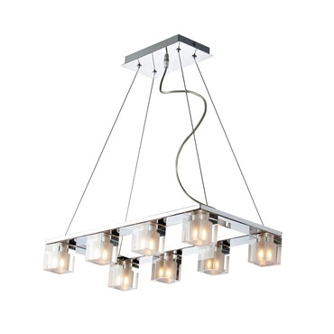 Blocs 8 Light Suspension by Et2 | e22036-18