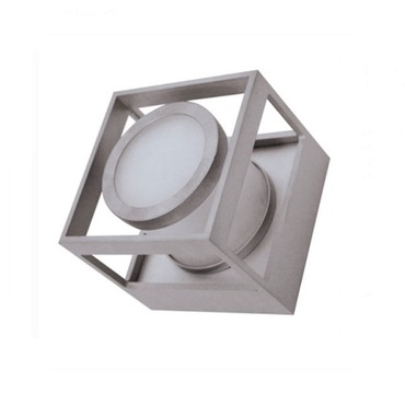 Zibro O Wall Sconce by Lightology Collection | LC-20.670.18.23.10