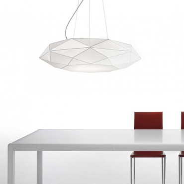 Diamond Pendant by Morosini - Medialight | 0460SO06BIIN