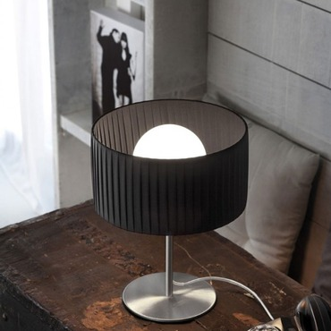 Fog Plisse Table Lamp