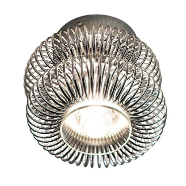 Spring Ceiling Light Fixture