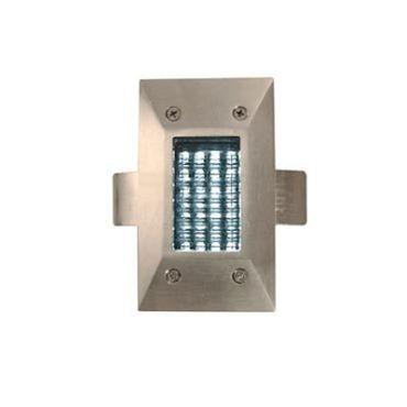 Led Wall Vertical Recessed Step Light by PureEdge Lighting | ledwallv