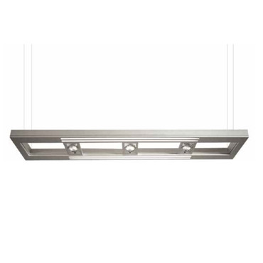 Lyra Halogen Linear Suspension by Edge Lighting | LYRA-48-SA
