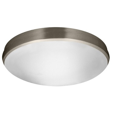Satin Ceiling Halogen Light by PureEdge Lighting | satin-15-h1-sn