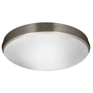 Satin Ceiling Halogen Light by Edge Lighting | satin-15-h1-sn
