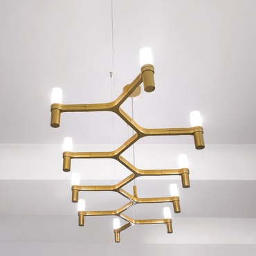 Crown Plana Linea Pendant